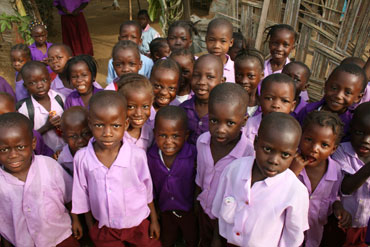 Please help us send BFA books to schoolchildren in Liberia.