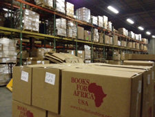 BFA expects to increase book shipments from 1.9 million books in 2011 to 2.2 million books in 2012